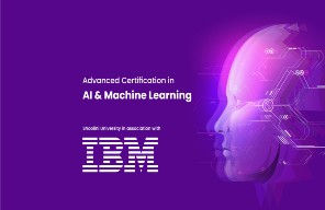 Advanced Certification in AI & Machine Learning
