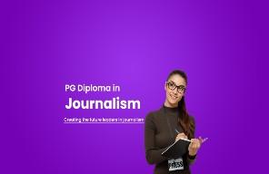 PG Diploma in Journalism